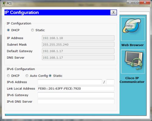 DHCP-LAN3